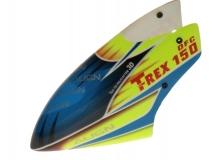 Align Kabinenhaube blau gelb T-REX 150