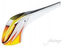 Fusuno Flamy Goblin Rumpf für Blade mCPX