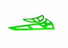 Fusuno vertikale und horizontale Finne grün 2.0mm T-REX 700