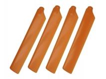 Align Hauptrotorblätter orange T-REX 150