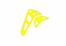 Fusuno vertikale und horizontale Finne gelb T-REX 600