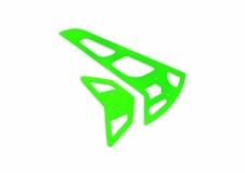 Fusuno vertikale und horizontale Finne grün T-REX 600