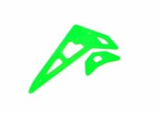 Fusuno vertikale und horizontale Finne grün T-REX 250