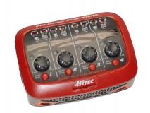 HiTEC Multilader X4 für 1S Akkus