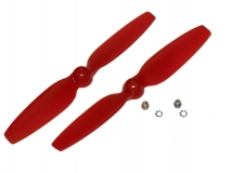 Blade Ersatzteil 200QX  Propeller rot