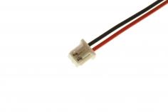 1,25 mm Buchse mit Kabel 2polig