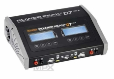 Multiplex Power PEAK© D7 EQ-BID 12V/230V