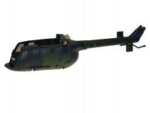 Ersatzteil Rumpf-Seitenteile BO105 Military