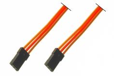 Patchkabel 10cm verbindet Empfänger und Stabilisierungssystem