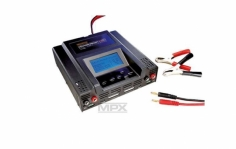 Multiplex Ladegerät POWER PEAK© Twin EQ-BID 1000W