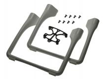 DJI Zenmuse H3 3D Gimbal Montageadapter für Phantom 1 inklusive Landegstell