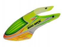 Rakonheli CFK Kabinenhaube grün/gelb für Blade 200SRX