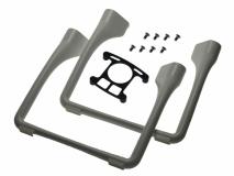 DJI Zenmuse H3 3D Gimbal Montageadapter für Phantom 2 inklusive Landegstell