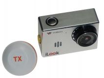 Kamera iLooK QR X350 Pro FPV RTF Multikopter