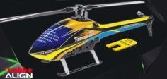 Align Speed Rumpf T-REX 500E gelb blau