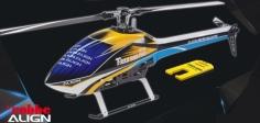Align Speed Rumpf T-REX 500E blau weiß
