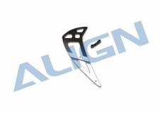 Align Seitenleitwerk weiß T-REX 550L