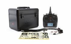 Spektrum DX9 Black Edition mit AR9020 und Alukoffer 2.4 GHz Mode 1-4