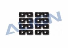 Align Servoplatten CFK 8 Stück T-REX 600