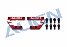 Align Chassis Verstärker Set Alu T-REX 600E PRO