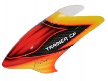Fusuno Gourmet Airbrushed fiberglass Haube für Robbe Trainer CP