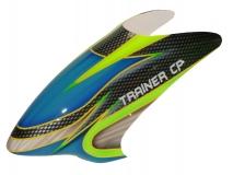 Fusuno Crownie Airbrushed fiberglass Haube für Robbe Trainer CP