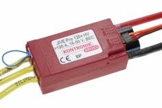 Kontronik Regler JIVE PRO 120+ HV