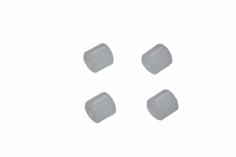 Kufenstopper weiß 4 Stück für 450er