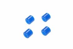 Kufenstopper blau 4 Stück für 450er