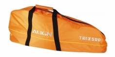 Align T-REX 500er Heli Transporttasche orange