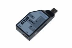 Simulatoradapter RX2SIM Wireless und multifunktional mit USB2Sysytem