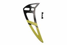 Align Seitenleitwerk CFK gelb T-REX 700E PRO