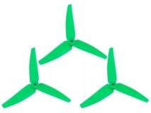 Lynx Heckrotorblatt grün für Blade 200SRX, 230S und 250CFX