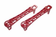 DJI Flamewheel Ausleger Rot 2 Stück für F450 und F550