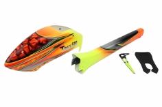 Fusuno Speed Rumpf Crystal Design für Trex 500