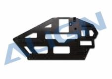 Align Chassisplatte links 1.6mm T-REX 500L