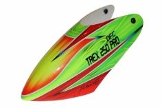 Fusuno Rocket Airbrush fiberglas Haube für T-REX 250 PRO DFC