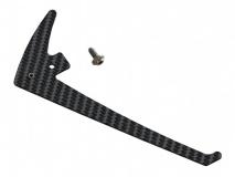 Lynx Heckfinne Carbon Design 2 für Blade 180CFX