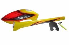 Fusuno Speed Rumpf Gourmet Design für Trex 700