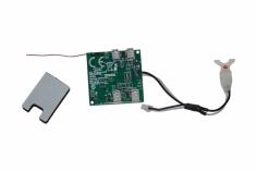 Blade Ersatzteil Nano QX FPV 4-in-1 Controlboard Rx/ESCs/Gyro