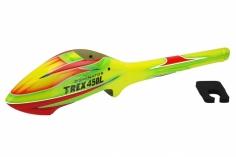 Fusuno Speed Rumpf Rocket Design für Trex 450L