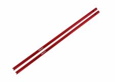 Rakonheli Heckrohr CNC Alu rot für Blade 200SRX