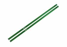 Rakonheli Heckrohr CNC Alu grün für Blade 200SRX