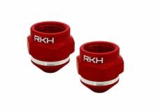 Rakonheli Motorhalter CNC Alu rot für Blade 200QX