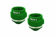 Rakonheli Motorhalter CNC Alu grün für Blade 200QX