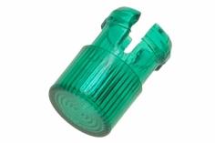 LED Kappe grün für 5mm LED