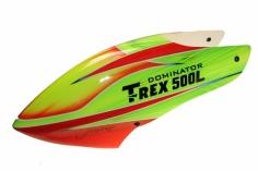 Fusuno Rocket Airbrush fiberglas Haube für T-REX 500L