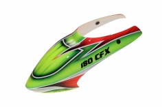 Fusuno Alternating Airbrush fiberglas Haube für Blade 180CFX