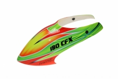 Fusuno Rocket Airbrush fiberglas Haube für Blade 180CFX