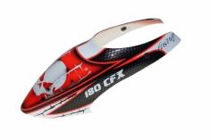 Fusuno Masky Airbrush fiberglas Haube für Blade 180CFX